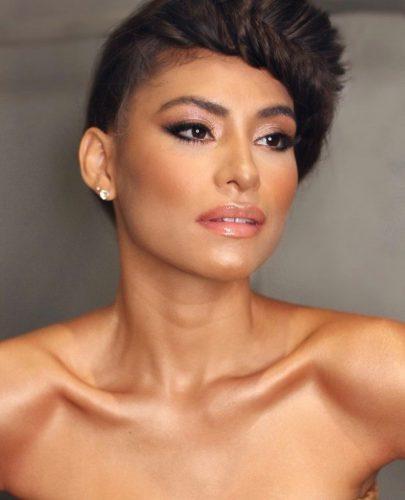 Catharine Abissamra Makeup