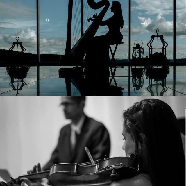 Fornecedores de música: banda, coral e orquestra